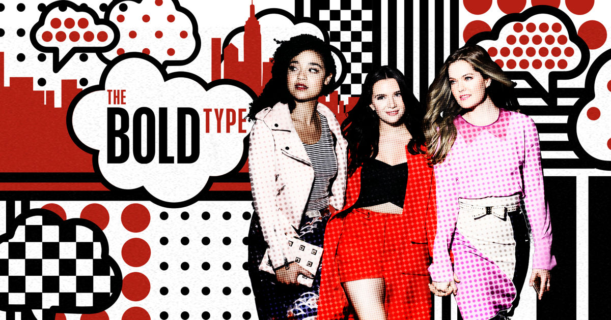 lifestyle serie a regarder the bold type