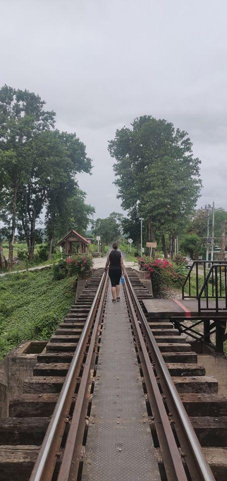 nomade thailande pont riviere kwai