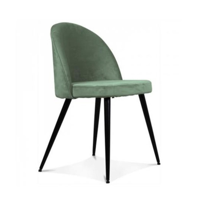 ou trouver chaise en velours vert 2