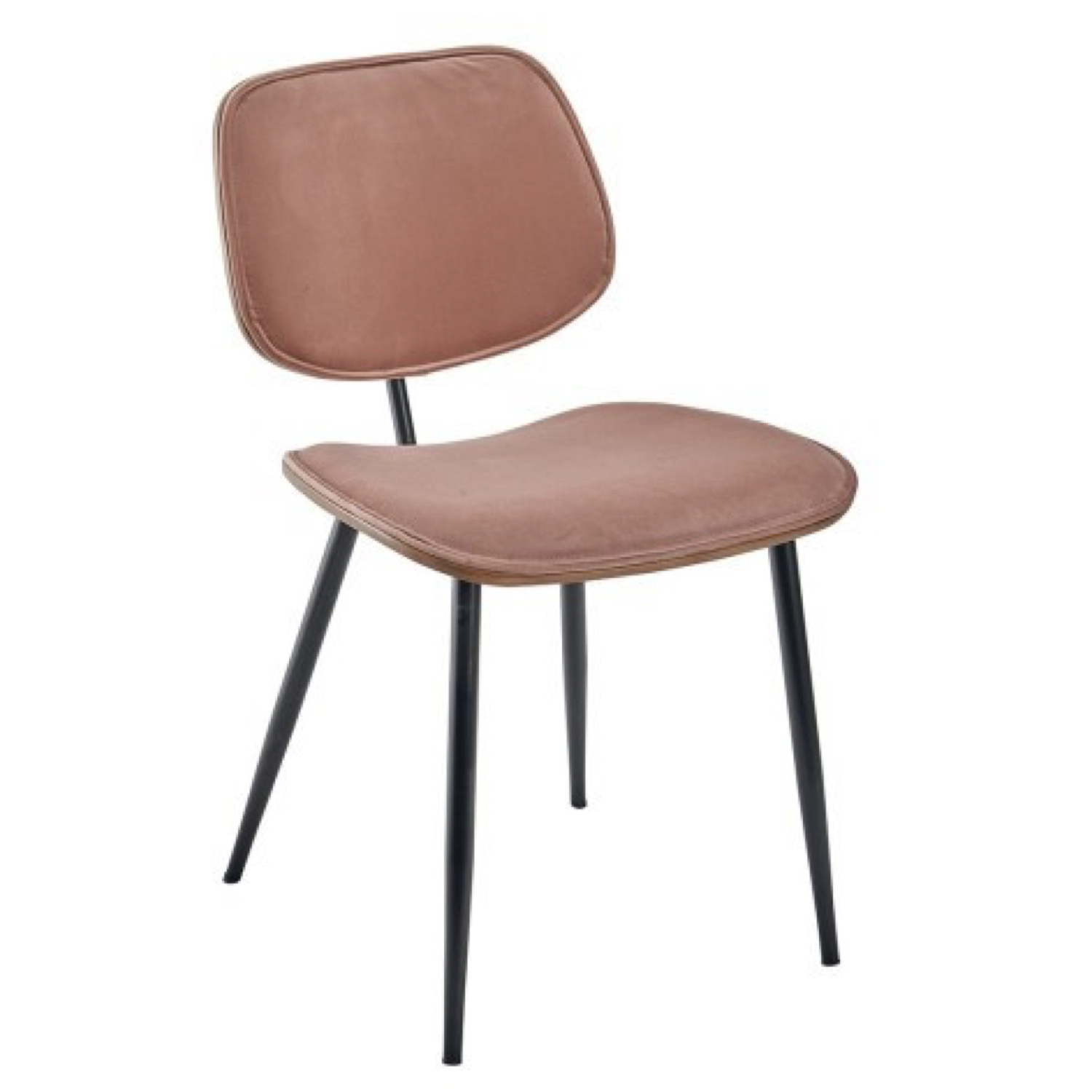 ou trouver chaise velours rose 2