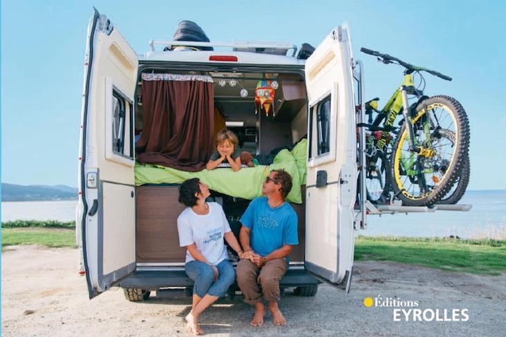 slow travel vanlife famille livre voyager autrement