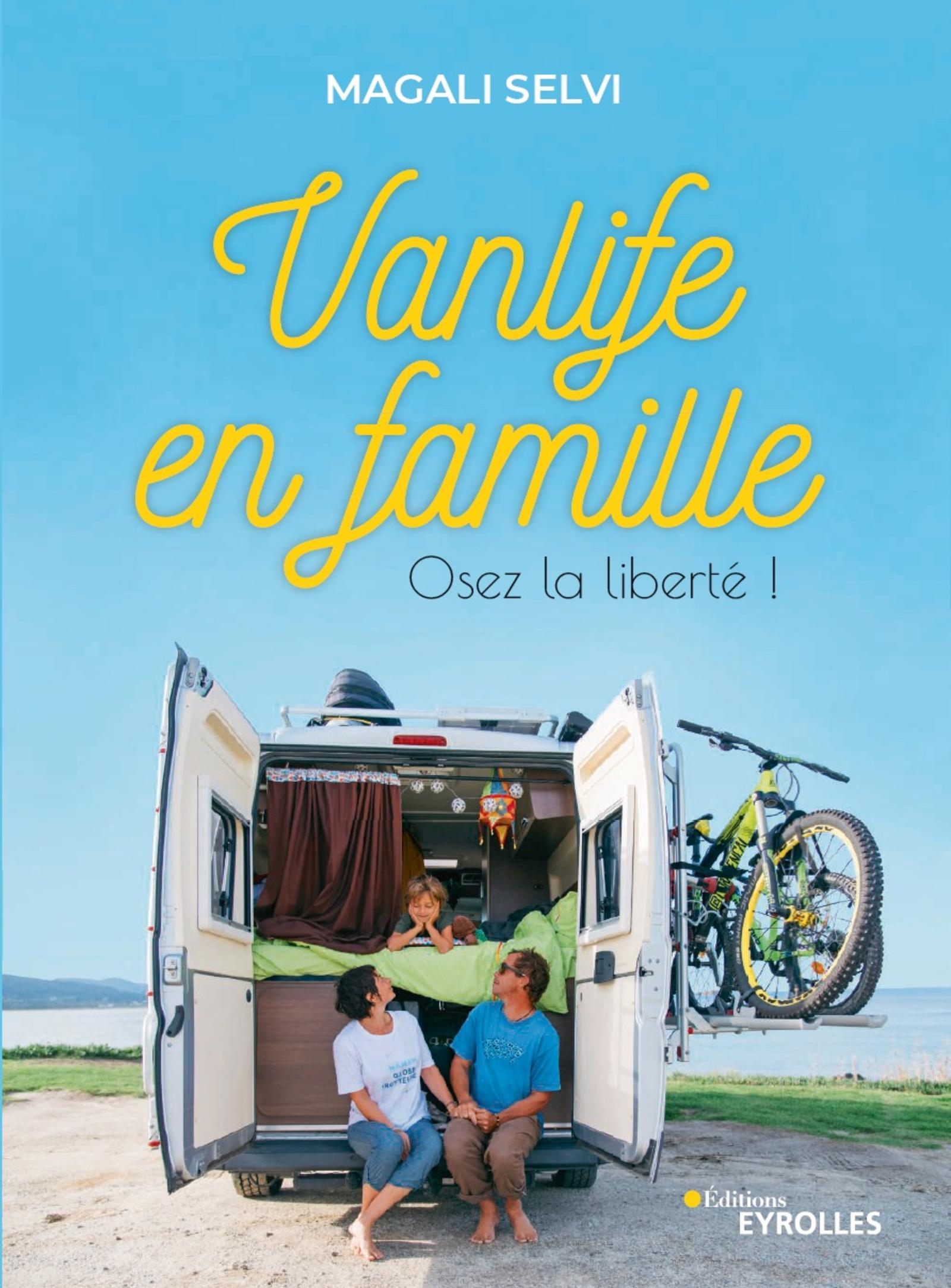 slow travel vanlife famille livre