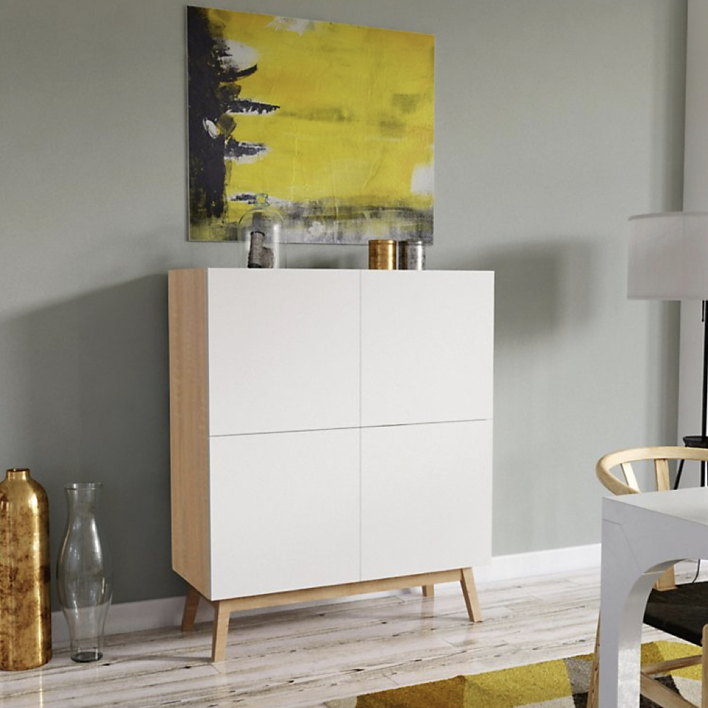 Soldes Rangement Buffet Salle A Manger Camif 002 Cocon Deco Vie Nomade