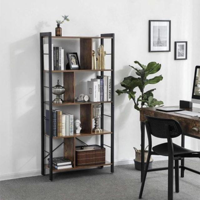 soldes rangement salon bibliotheque conforama.004