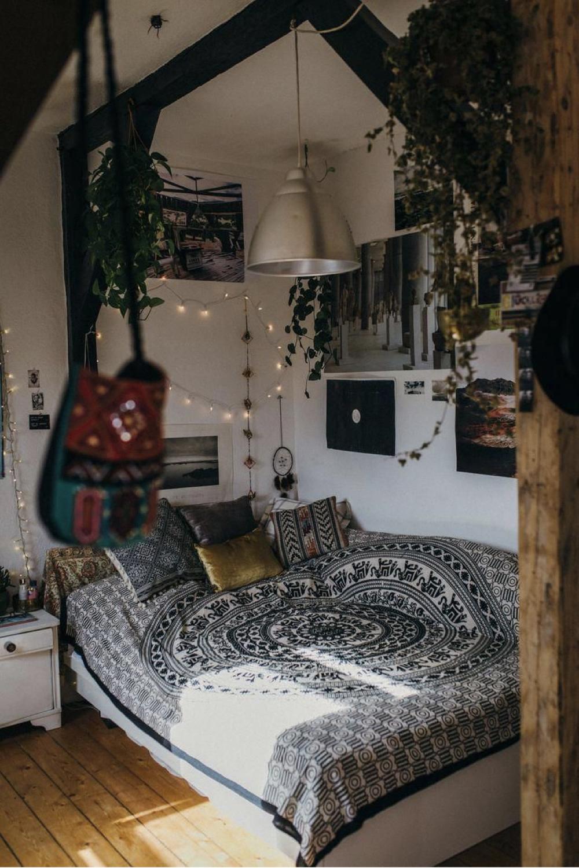 style rock chambre idee decoration 11