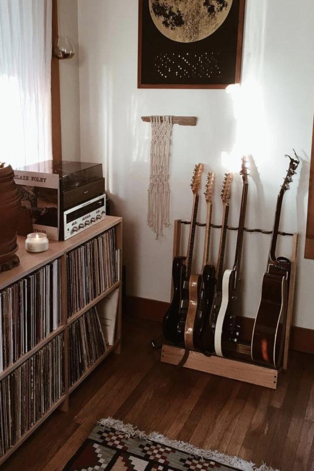style rock chambre idee decoration 9