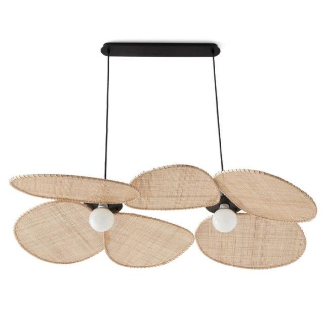 suspension style nature tendance décoration palme