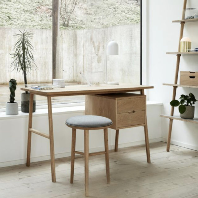 petit bureau design gain de place