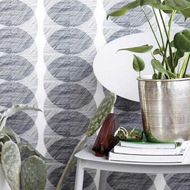 intérieur style nature cache-pot métal house doctor