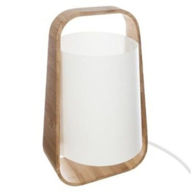 style nature lampe simple et moderne