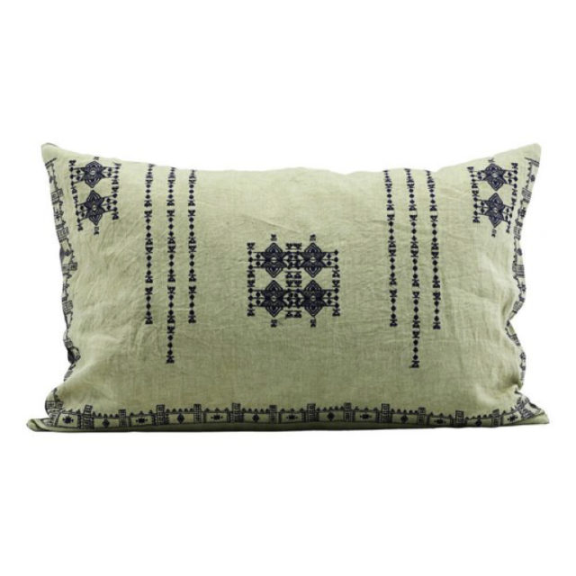 ambiance déco nature coussin House Doctor