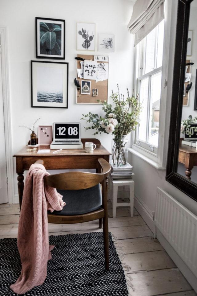 inspiration bureau gain de place petit espace