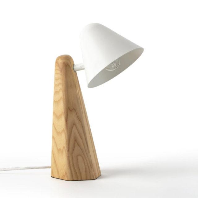 style nature lampe simple bureau