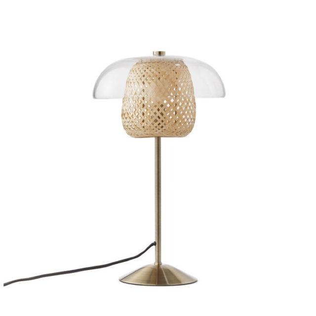 style nature lampe élégant
