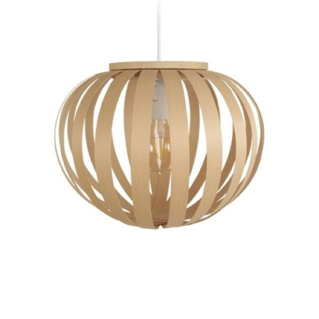 suspension style nature ronde pas cher