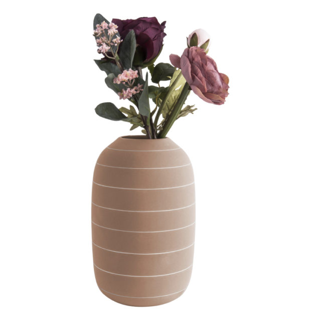 intérieur style naturel vase terracotta pas cher