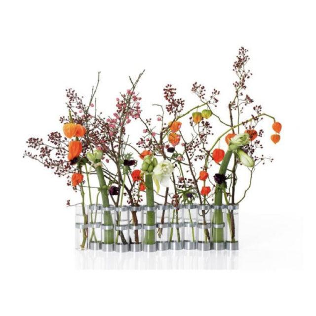 intérieur style naturel vase romantique