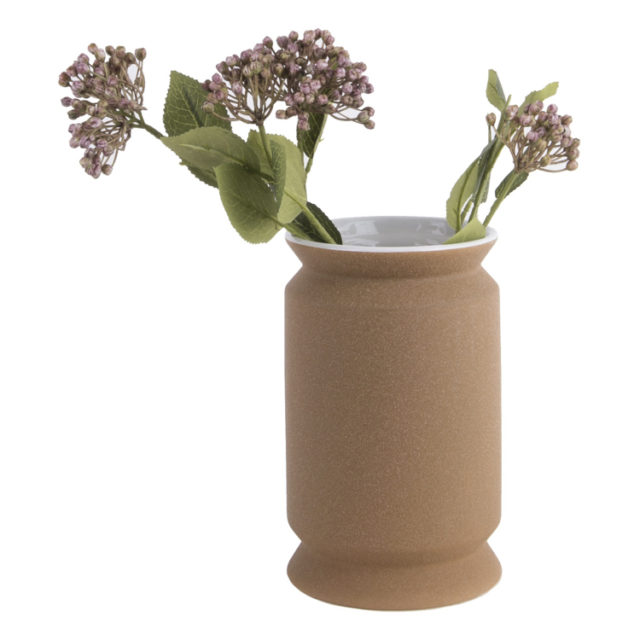 intérieur style nature vase terracotta