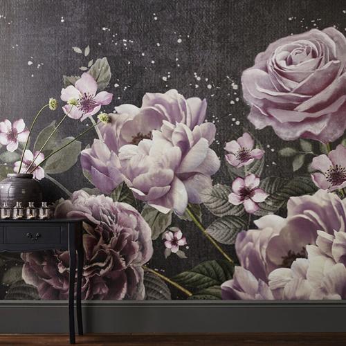 papier peint XXL floral
