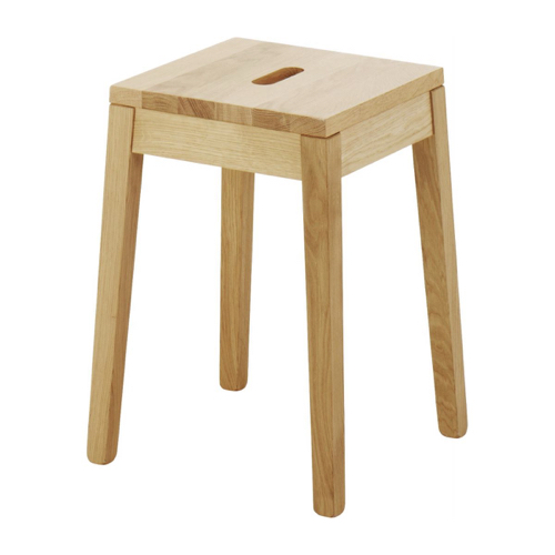tabouret bois simple