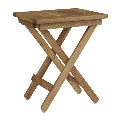 tabouret en bois pliable