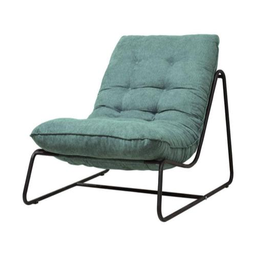 fauteuil vert pas cher