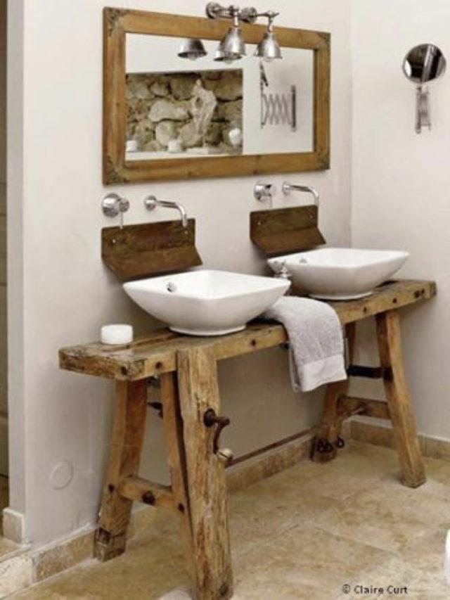 stle nature recup etabli salle de bain