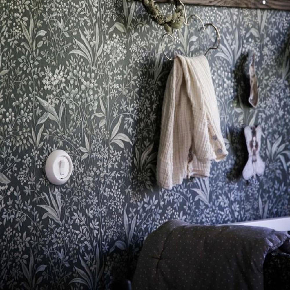 style romantique decoration papier pient fleur 2