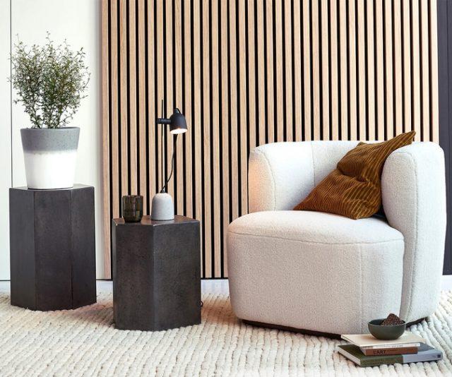 fauteuil design slow salon