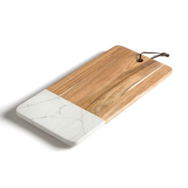Planche a decouper decorative cuisine slow