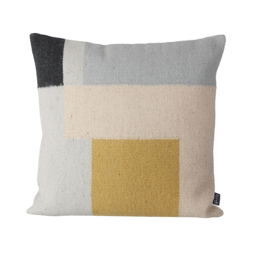 coussin style scandinave pastel moderne