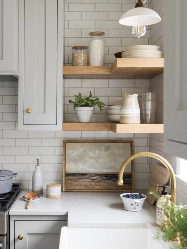 cuisine grise slow meuble