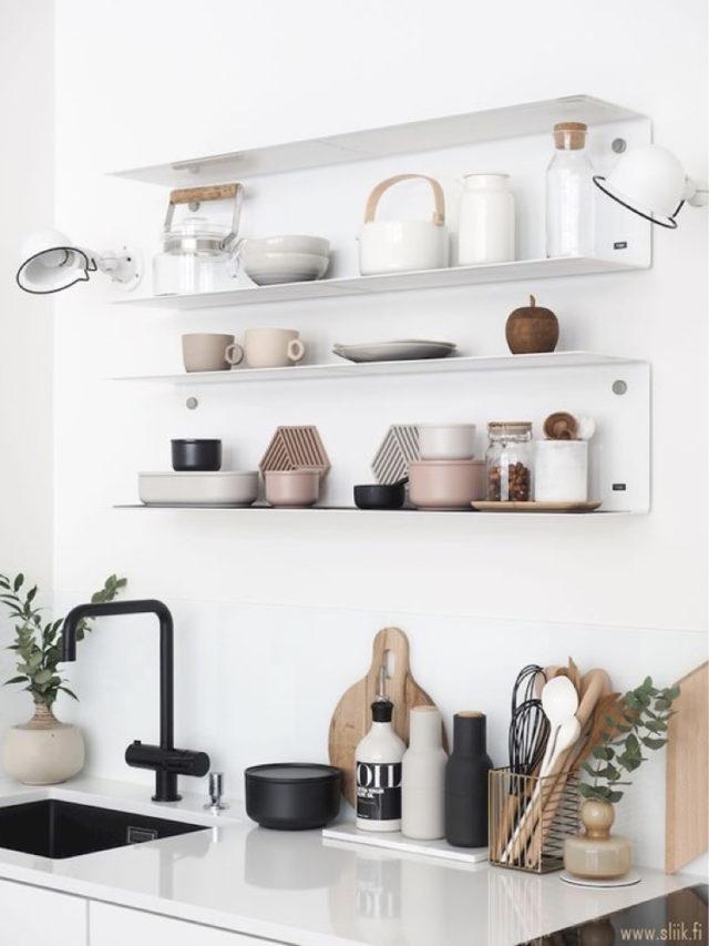 decoration cuisine slox minimalisme