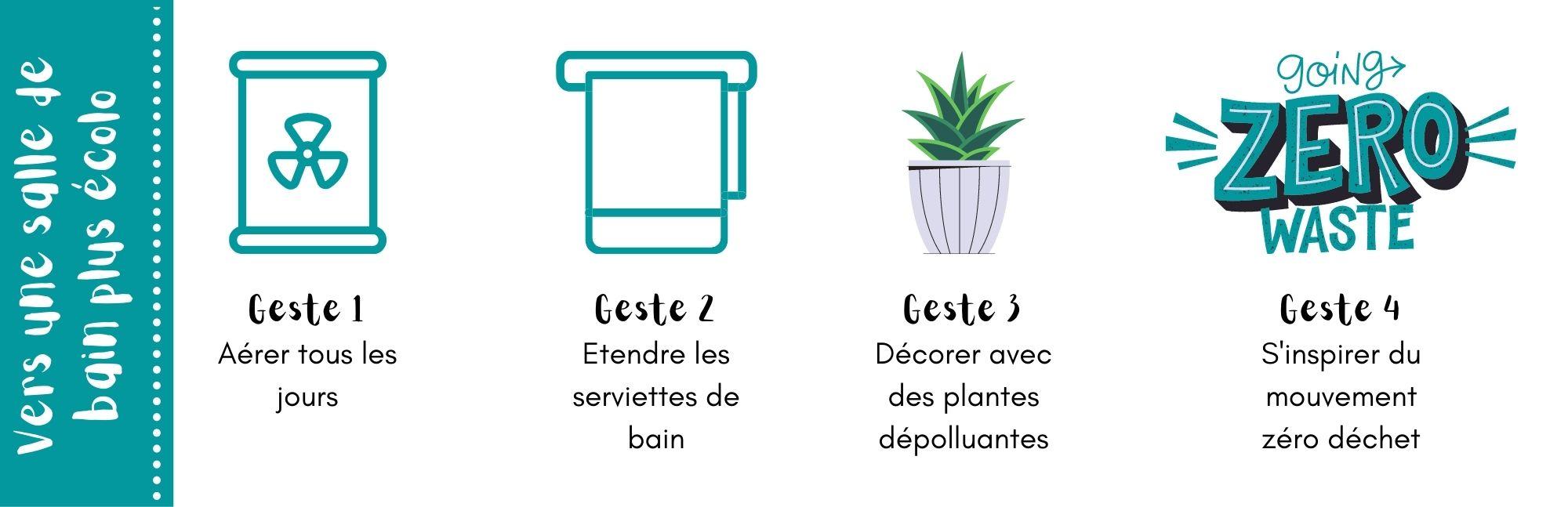 4 gestes quotidiens faciles pour une salle de bain plus responsable