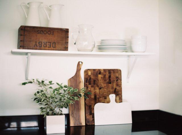 visite deco cuisine détail moderne vintage