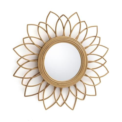 slow deco chambre miroir soleil