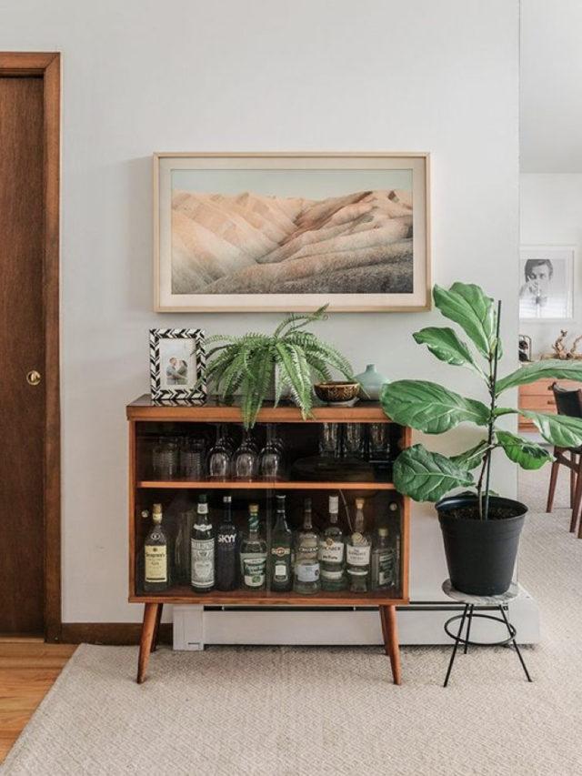 petit meuble bar gain de place