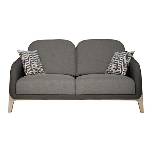 petit canapé gris gain de place