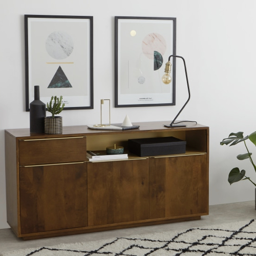 buffet enfilade style mid-century