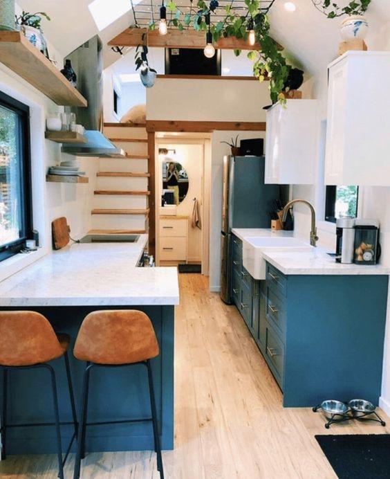 Petit et génial - tiny house déco