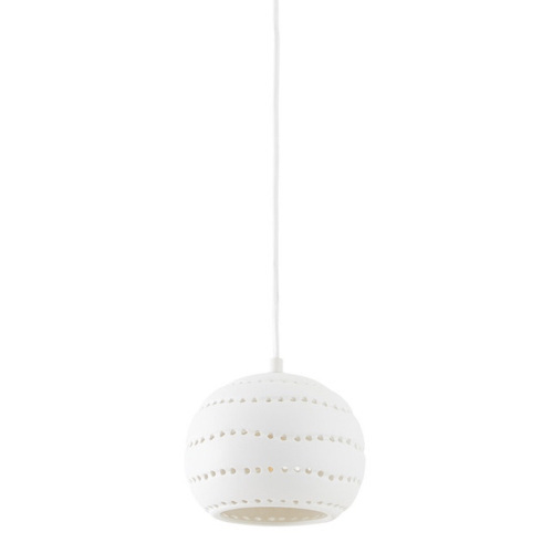 reussir eclairage salon conseil suspension moderne blanche simple