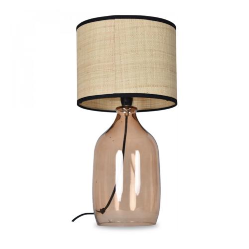 lampe moderne et féminine salon