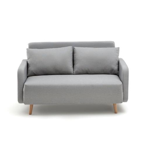 petit canapé petit salon gris