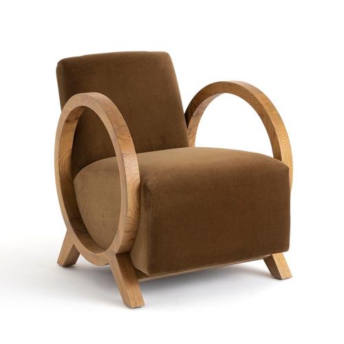 fauteuil scandinave rétro et moderne