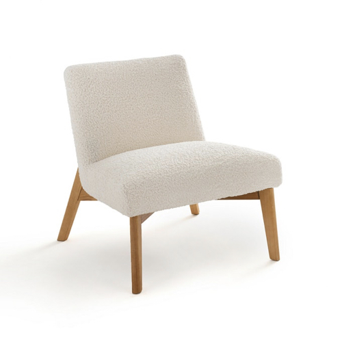petit fauteuil scandinave moderne