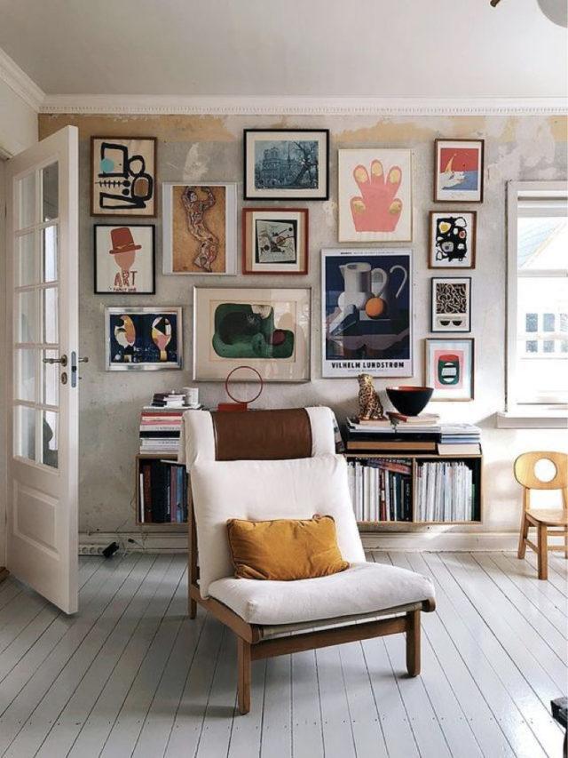 décor style arty mobilier design rétro