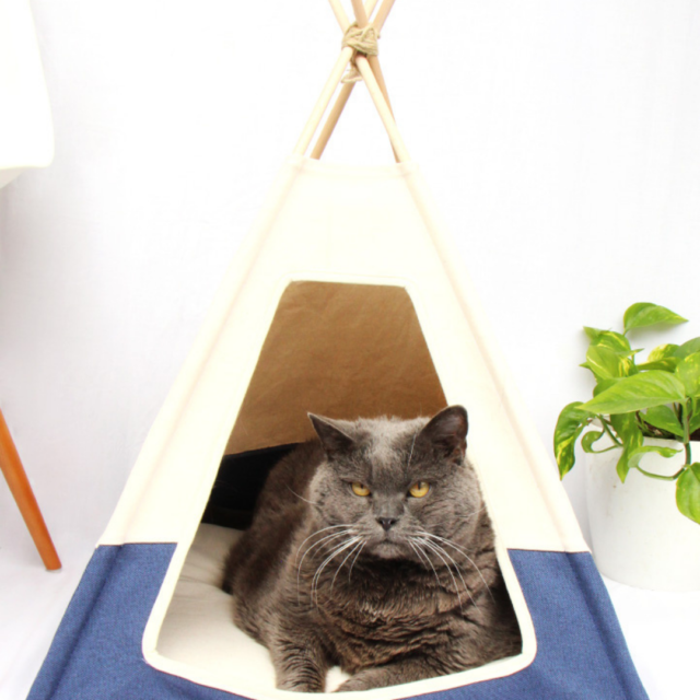 tipi chat made in france cadeau deco