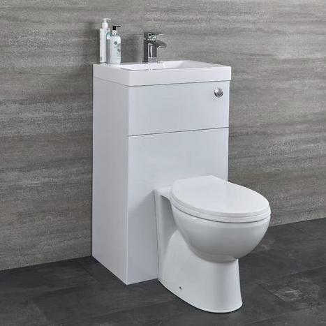 toilette eco responsable lave main