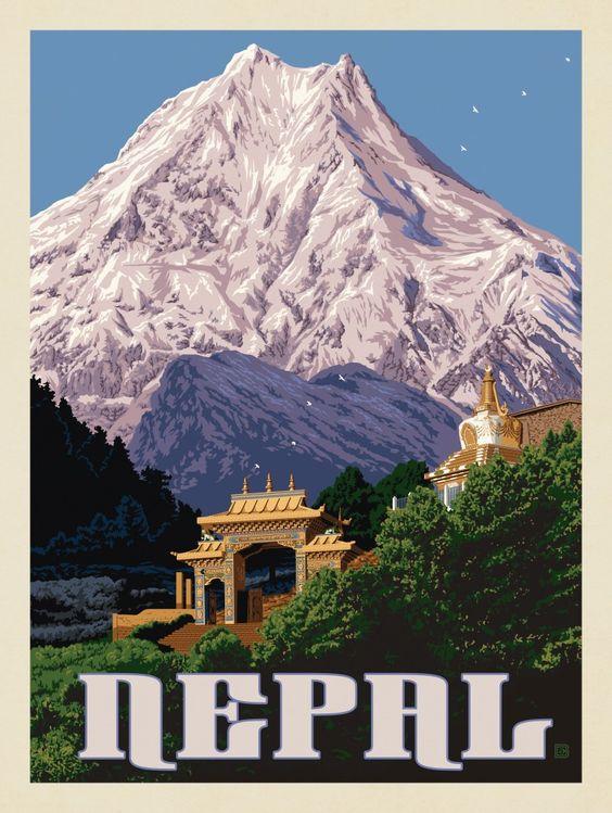 voyager au nepal conseil préparation et retour experience