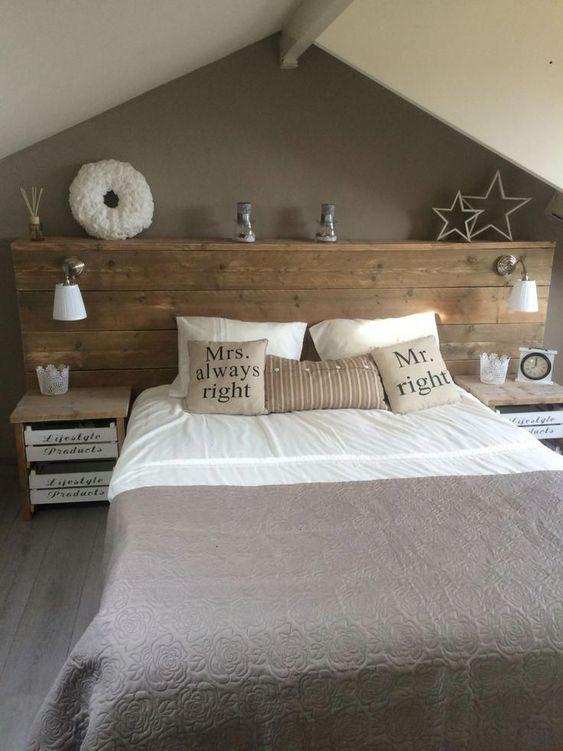 amenager combles chambre conseils couleur neutre cosy